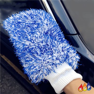 Car Wash Microfiber Wash Mitt