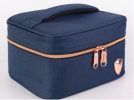 PRINCETON SINGLE LYR COOLER BAG- NAVY BLUE WITH  ROSE GOLD Others