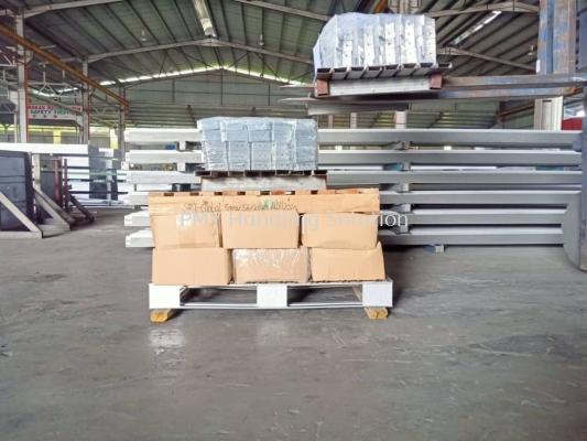 Galvanised Steel Pallet