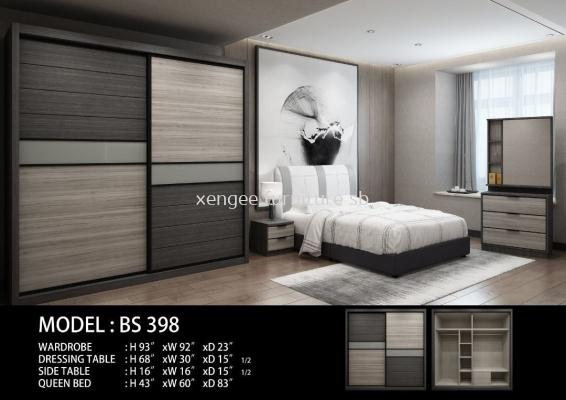 Model: BS 398