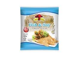 Fish & Soy ½ð°üÒø