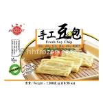 Fresh soy chip 手工豆包
