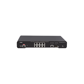 XS-S1920-9GT1SFP-P-E. Ruijie 9-Port Gigabit L2 Smart Managed POE Switch with 125W. #AIASIA Connect