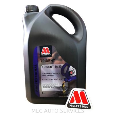 Millers Oils Trident 5w30