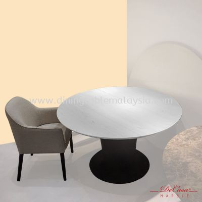 Sivec White | Greece | 6 seaters | Dining Table only | RM3,999