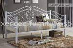 XE 1357 Daybed (White) Metal Bed Frame Bedroom