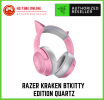Razer Kraken BT - Kitty Edition - Quartz | Wireless Bluetooth Headset with Razer Chroma RGB Audio Razer Peripherals