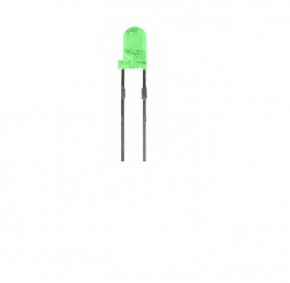 EVERLIGHT - LED 204-10SYGD/S530-E3 (GREEN DIFF)