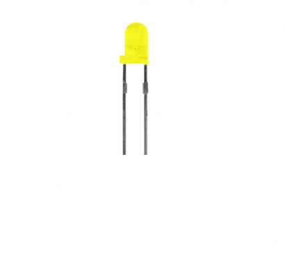 EVERLIGHT - LED 204-10UYD/S530-A3-L YELLOW DIFF