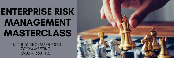 ENTERPRISE RISK MANAGEMENT : Acquiring the essential expertise that will contribute to the implement December 2020