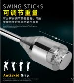 Swing Stick for Training New Model