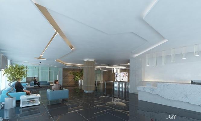 Factory Interior Design