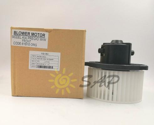 MOBLHCCKPREO - KIA PREGIO HCC BLOWER MOTOR WITH WHEEL ( ORG ) FRONT - 61B10