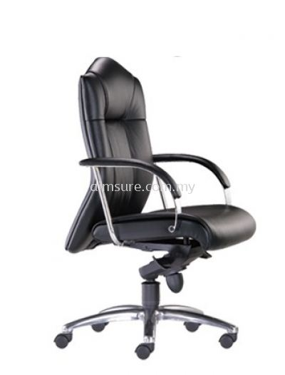 Presidential Medium Back Chair AIM1202L-AB