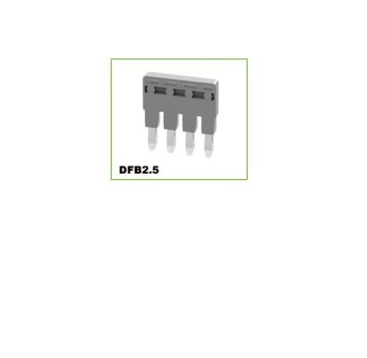 DEGSON - DFB2.5 DIN RAIL TERMINAL BLOCK