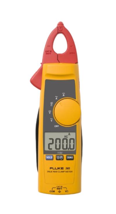 FLUKE 365 Detachable Jaw True RMS AC/DC Clamp Meter