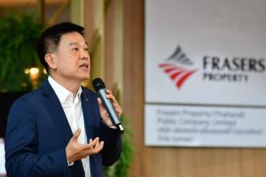 Listed developer Frasers Property Thailand (FPT) plans to launch at least 27 new residential project