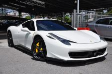 FERRARI 458 ITALIA 4.5L V8 FULL CARBON PACKAGE 2012 / 2017