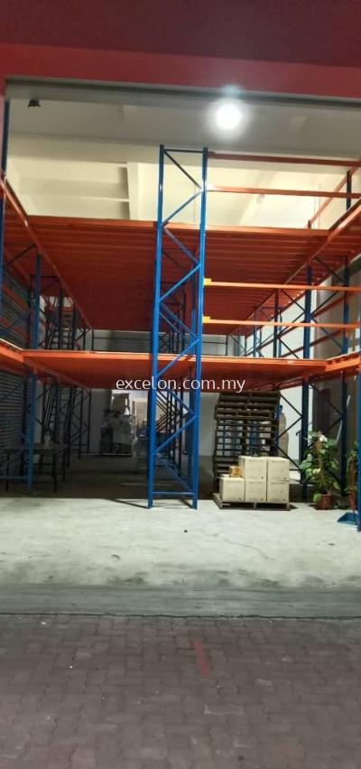 Storage Racking Platform