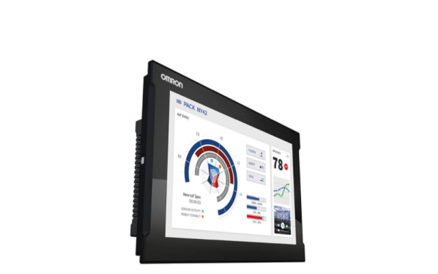 Omron NY53[]-5[]00 Integrate NY-series IPC Machine Controller with Numerical Control (NC) functions.