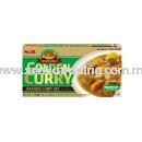 XK174 Medium Hot S&B Golden Curry Mix 220GM (JAPAN)