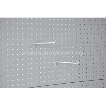 Gondola Perforated Backplate