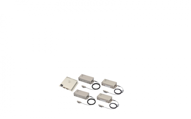 Omron V640 Series Line-up Ethernet I/F model newly. RFID system for Semiconductor applications, supports r