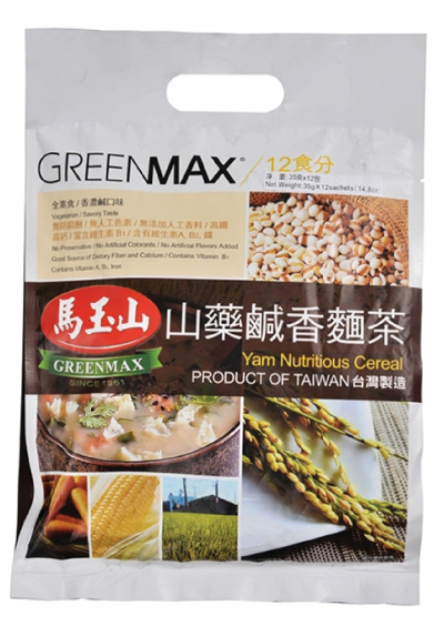 Greenmax Yam Nutritious Cereal