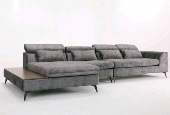 Modern Sofa Wood coffee table