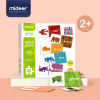 Mideer MD3088 Color Match Puzzle Mideer