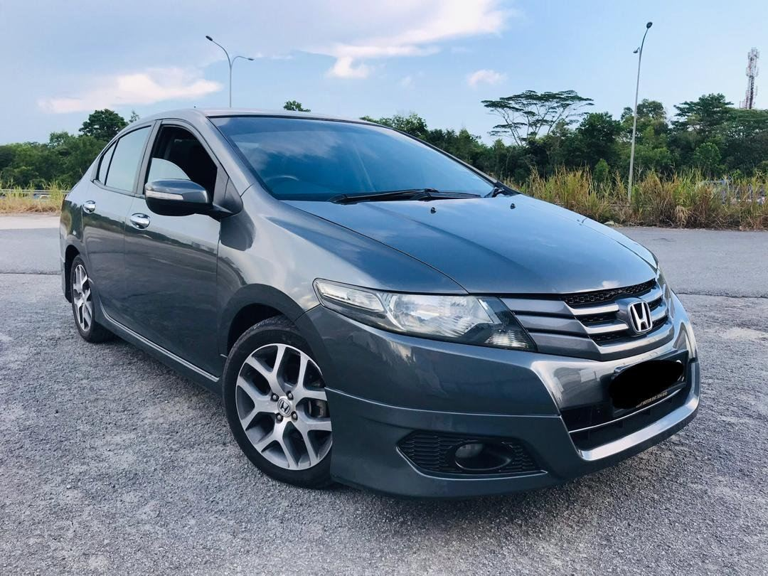 2012 Honda CITY 1.5 E FACELIFT (A)