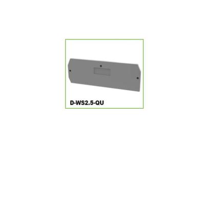 DEGSON - D-WS2.5-QU DIN RAIL TERMINAL BLOCK