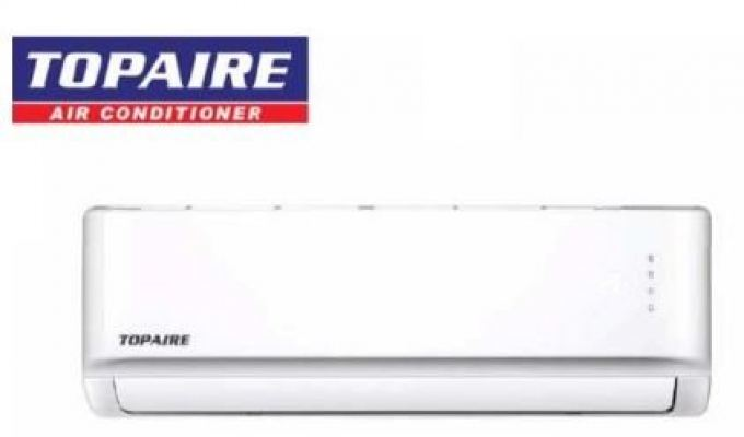 TOPAIRE Wall Mounted Non Inverter  2hp (RM1732.40)