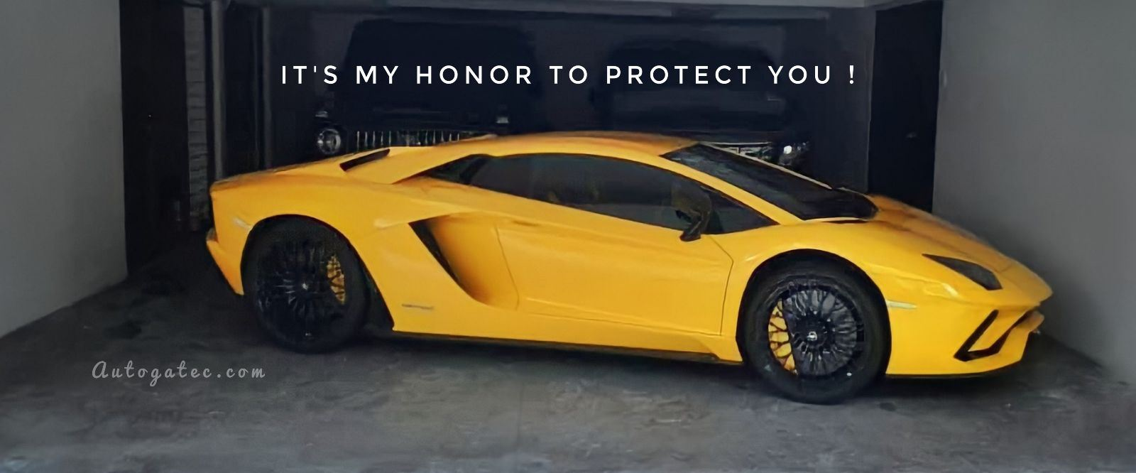 Protect You Car with Autogate