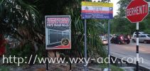 ALAMI STAINLESS STEEL SDN BHD Road Signs Project Sign / Road Sign/Billboard