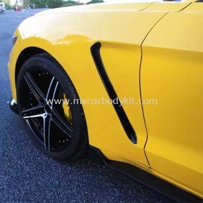 FORD MUSTANG 2016 GT350 LOOK FENDER