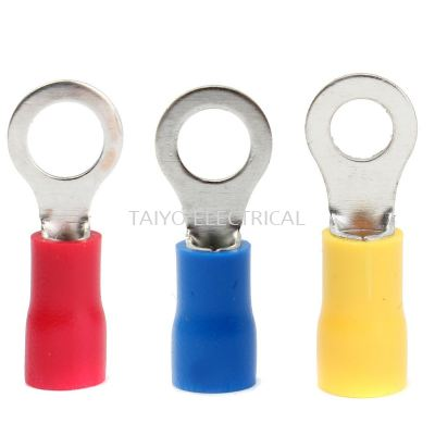 Insulated Ring Terminal