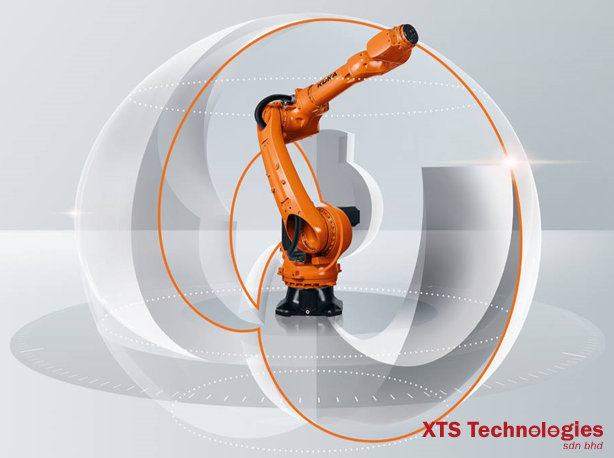 KR IONTEC by KUKA