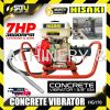 "Hisaki HG170 Gasoline Engine CONCRETE VIBRATOR 1 3/8"" V.P.M 12000 Engine  Construction Machine"