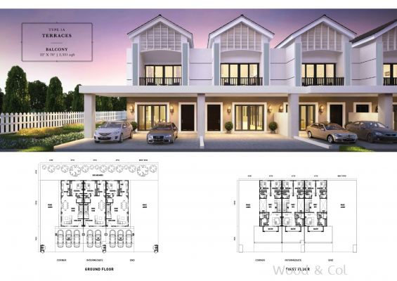 Terraces - Type 1A