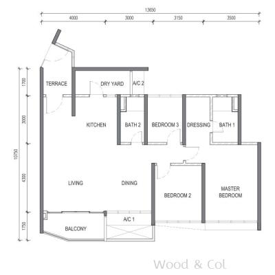 Floor Plan - Type F
