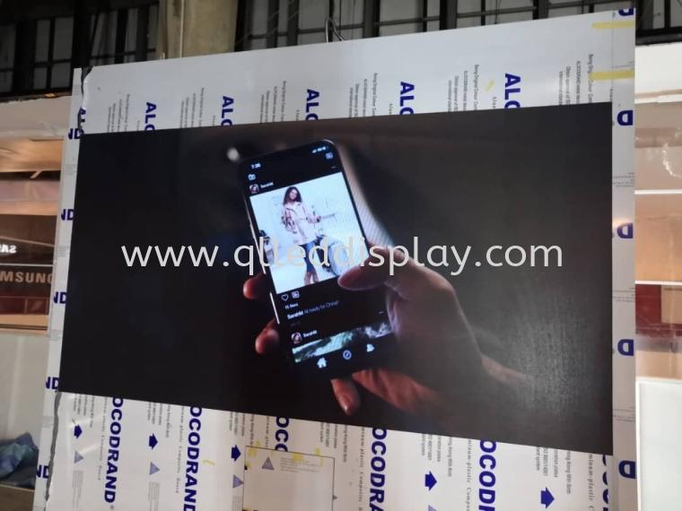 Sunway Pyramid @DJI Indoor Shopping Center Led Screen