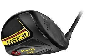 Cobra SZ Black White Driver 9 Degree S Flex Tour AD Graphite Design