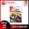NSW Nintendo SPEED 3 GRAND PRIX | Nintendo Games Switch Game