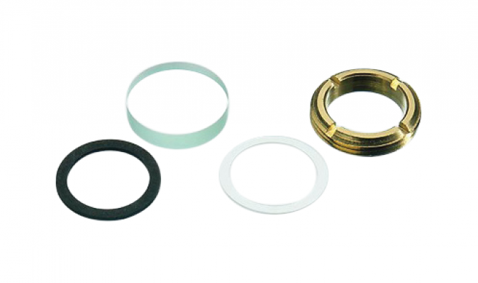 M4-6-11 REFCO Sight Glass Assembly with 2 Gaskets