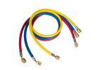 CCL-72 (R/Y/B) REFCO Charging Hose (6ft) Charging Hose