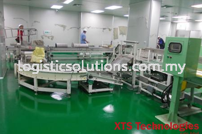Sugar Factory Auto Production System
