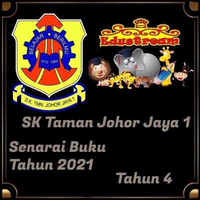 SK Taman Johor Jaya 1 Tahun 4