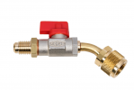 """CA-1/2""""-20UNF-Y-45° REFCO Ball Valve Others"""