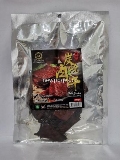 MIAOMIAO ̿��ţ��� 250g,MIAOMIAO Original Flavour Vegetarian BBq Beef 250g (8887357195168)